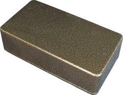Obudowa złoto-czarna młotkowa eq1590B