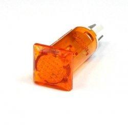 Lampka / kontrolka, bursztyn x14B