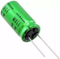 Kondensator Nichicon ES Muse 4,7uF 50V bipolarny