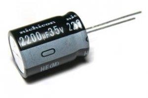 Nichicon 680uF 35V HE
