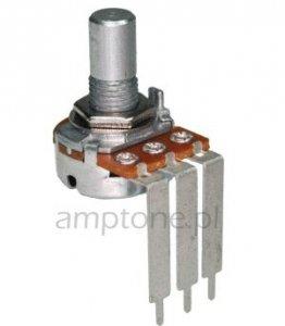Alpha 50k/B liniowy PCB-V Long pins (6,3mm)
