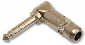 Wtyk Jack 6,3mm Stereo kątowy SC-236 Switchcraft