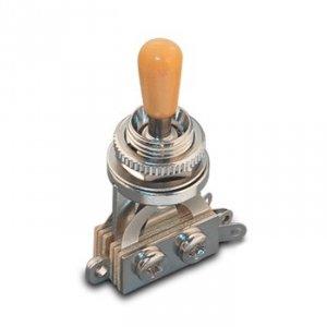 Przełącznik styl Les Paul 3 pozycje amber