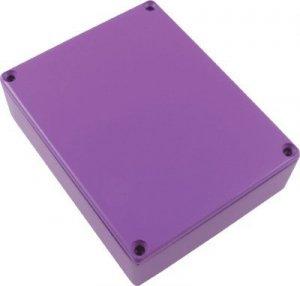 Obudowa Hammond 1590BBPR purpurowa