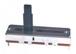 Alpha suwakowy 15mm 100k/B liniowy