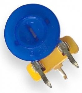 Potencjometr CTS 500R trymer pionowy