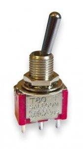 Przełącznik Salecom mini T80 SPDT