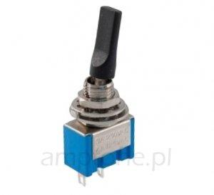 Przełącznik dźwigniowy SPST MTS101 mini
