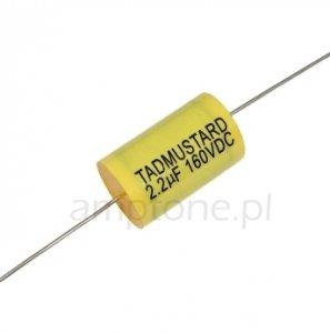 Kondensator TAD Mustard 2,2uF 160V