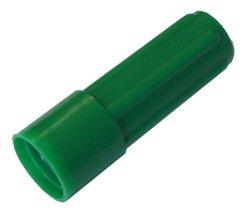 Obudowa Wtyku Jack 6,3mm Cliff zielona
