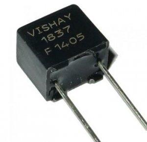 Kondensator Vishay 10nF 160V MKP1837