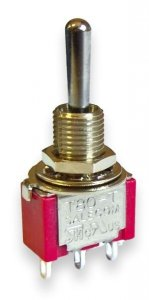 Przełącznik Salecom mini T80 SPDT 3 pozycje