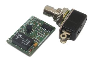 Aktywny True Bypass PCB+switch