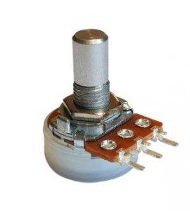 Alpha 16mm 5k/C rev log PCB