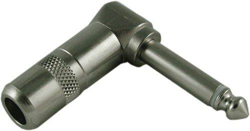 Wtyk Jack 6,3mm Mono kątowy SC-226 Switchcraft