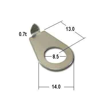 Podkładka, wskaźnik pod gałkę, M8