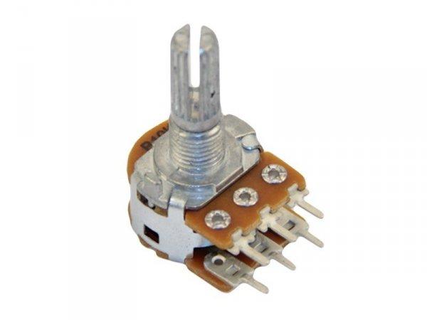 2x20k/B liniowy stereo PCB standard