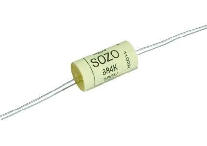 SoZo Mustard 1nF / 400V