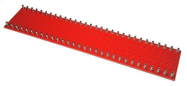 Turret Board 2 x 30 czerwony + turrety