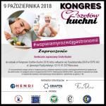 Zaproszenie na Kongres Szefów Kuchni