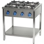 kuchnia gazowa, 4-palnikowa, 900 mm, 24.5 kW, G30