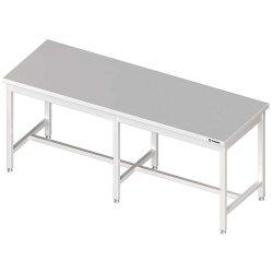Stół centralny bez półki 2300x800x850 mm spawany