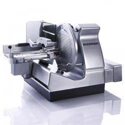 Krajalnica automatyczna wertykalna VS12D automatyczna krajalnica wertykalna - wersja z okrągłym talerzem do odkładania plastrów