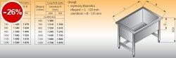 Basen wysoki lo 406 - 1000x700 g400