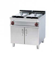 Frytownica podwójna gazowa RM Gastro F2/18 - 98 G