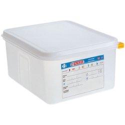GN 1/2 200 polipropylen z pokrywką szczelną