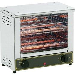 Opiekacz 2-poziomowy, BAR 2000, P 3.2 kW, U 230 V