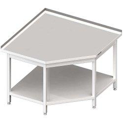Stół przyścienny,narożny 600x600x850 mm