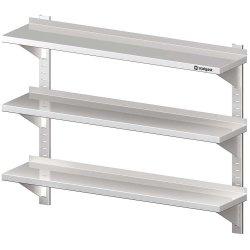 Półka wisząca, przestawna,potrójna 900x300x930 mm