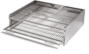 Górny grill do pieca-grilla na węgiel drzewny   RQ.PKF-50-US