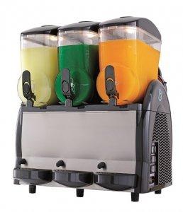 Granitor | Urządzenie do napojów lodowych | 3 zbiorniki na 12 litrów | S12-3