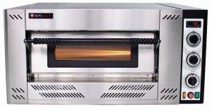 Piec gazowy do pizzy jednokomorowy | 9x30 | GASR9 (RG9)