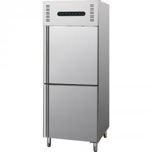 szafa chłodniczo-mroźnicza, GN 2/1, V 300+300 l