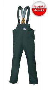 Spodnie ogrodniczki antyelektrostatyczne PROS model 001/A
