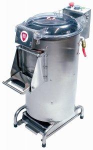 Obieraczka do ziemniaków  RQX10D - wsad 8 kg (DP15)