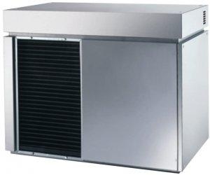 Modułowa wytwornica do lodu Frozen Ice   SM1750W   900 kg / 24h   400V   system chłodzenia wodą   1107x700x880 mm