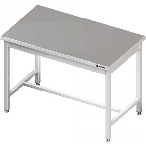 Stół centralny bez półki 1900x800x850 mm skręcany