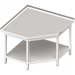 Stół przyścienny,narożny 700(L)x600x850 mm