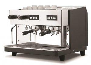 Ekspres do kawy | ciśnieniowy 2 kolbowy | wysoka grupa | MRC2GR TALL CUP