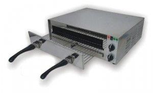 Opiekacz z regulacją temperatury i rusztem 450x400 - OE-5