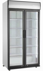 Szafa chłodnicza przeszklona SD881HE   579 l   (RQ880H)