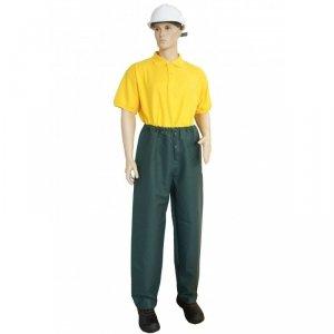 Spodnie do pasa wodoochronne MAT PCV art. 0203