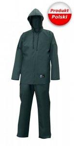 Ubranie kurtka 3/4 i spodnie ogrodniczki antyelektrostatyczne PROS model 101/001/A