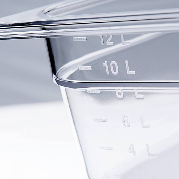 pojemnik z poliwęglanu, GN 1/3, H 150 mm