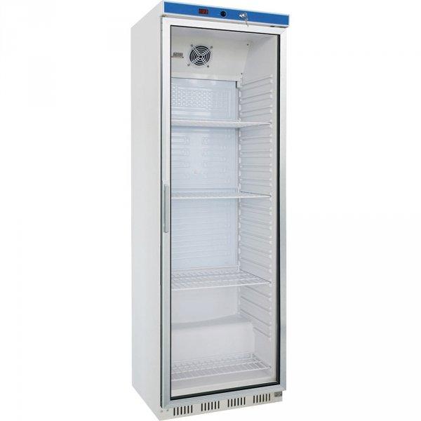 witryna chłodnicza lakierowana, wnętrze z ABS, V 361 l