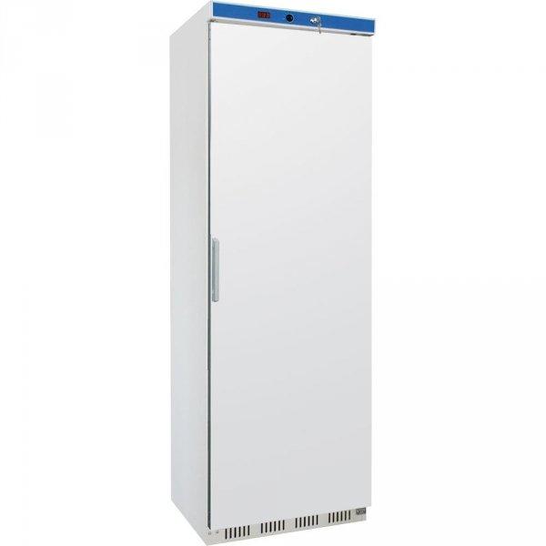 szafa chłodnicza 350 l., wnętrze z ABS, biała lakierowana